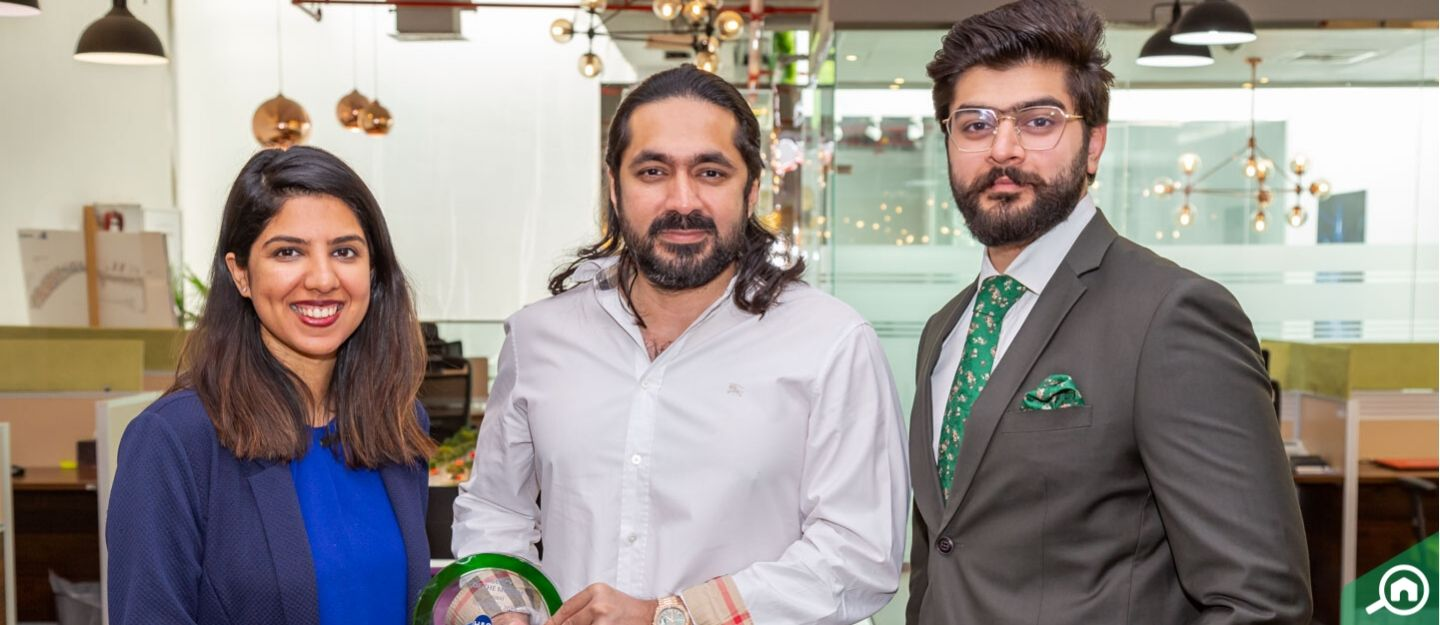 CEO of H&S Real Estate, Emad Haq, receives Agency of the Month