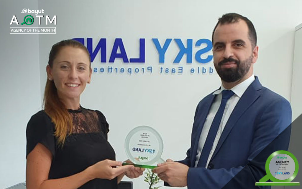 Valentina Bonomi, Real Estate Broker at Sky Land Middle East Properties