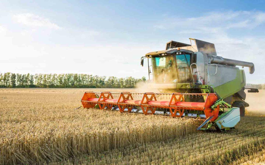 آلة حصاد