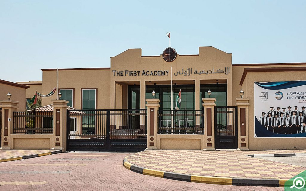 The First Academy in Al Rawda, which  has Ajman properties for rent