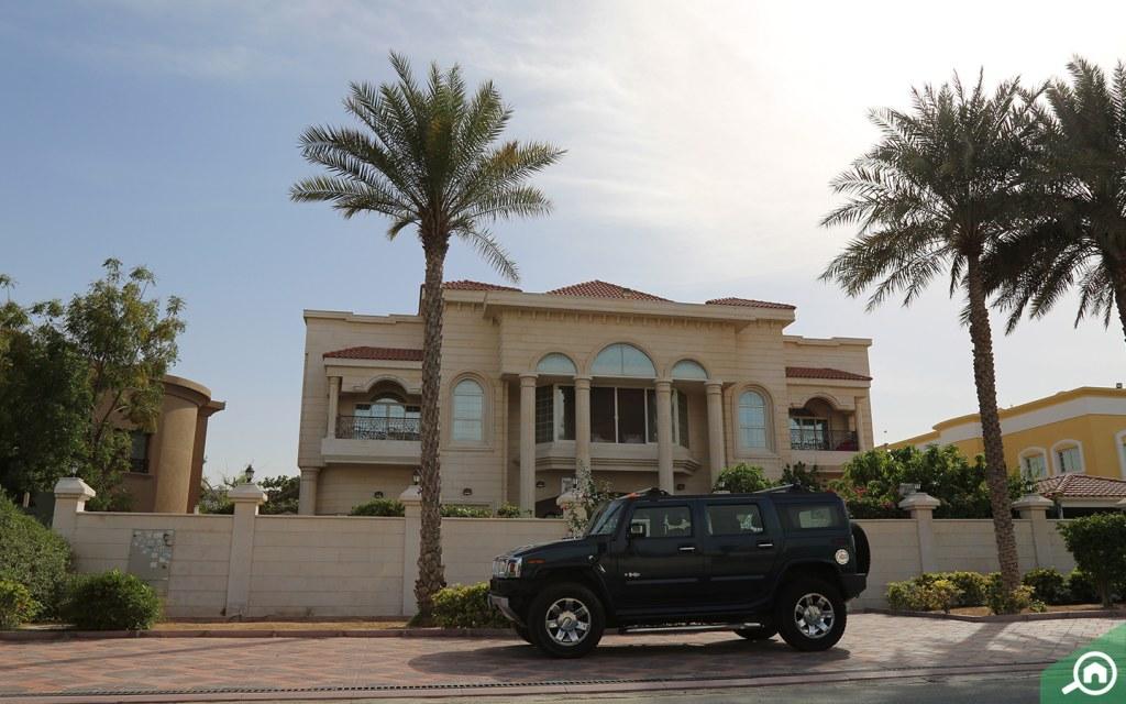 Villas in Al Barsha