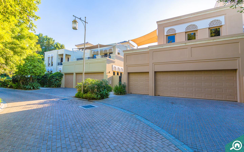 The Al Barari villa designs