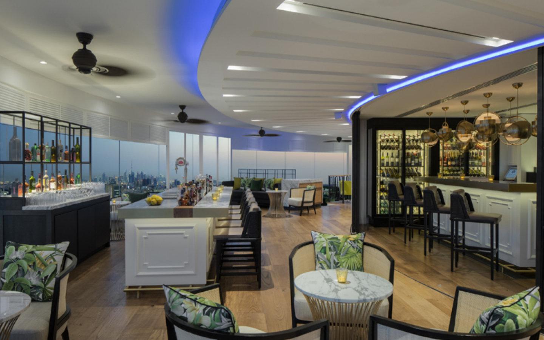 Al Dawaar Restaurant interiors