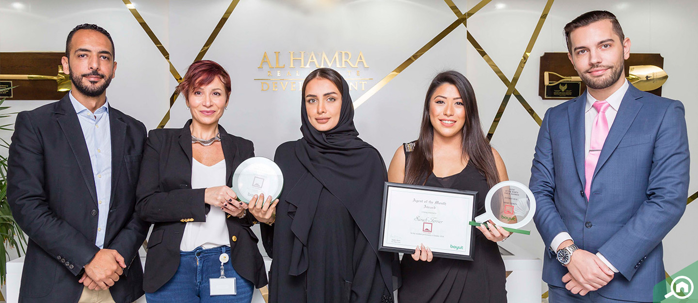 Agency of the Month - Al Hamra Real Estate