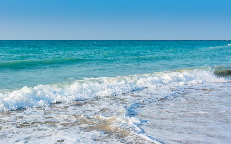 Al Hamra public beach RAK