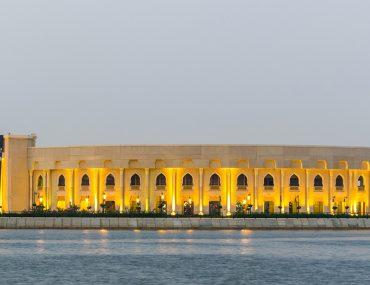 مبنى مسرح المجاز