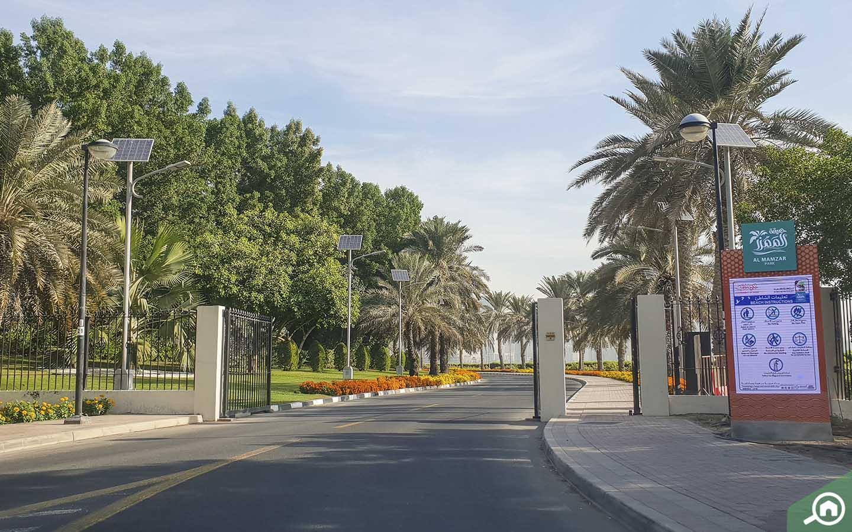 Al Mamzar Beach Park - Public Parks in Dubai