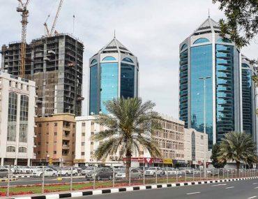 أبراج سكنية في منطقة القاسمية