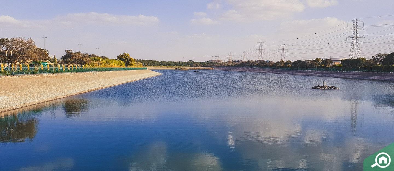 All about Al Qusais Pond Park