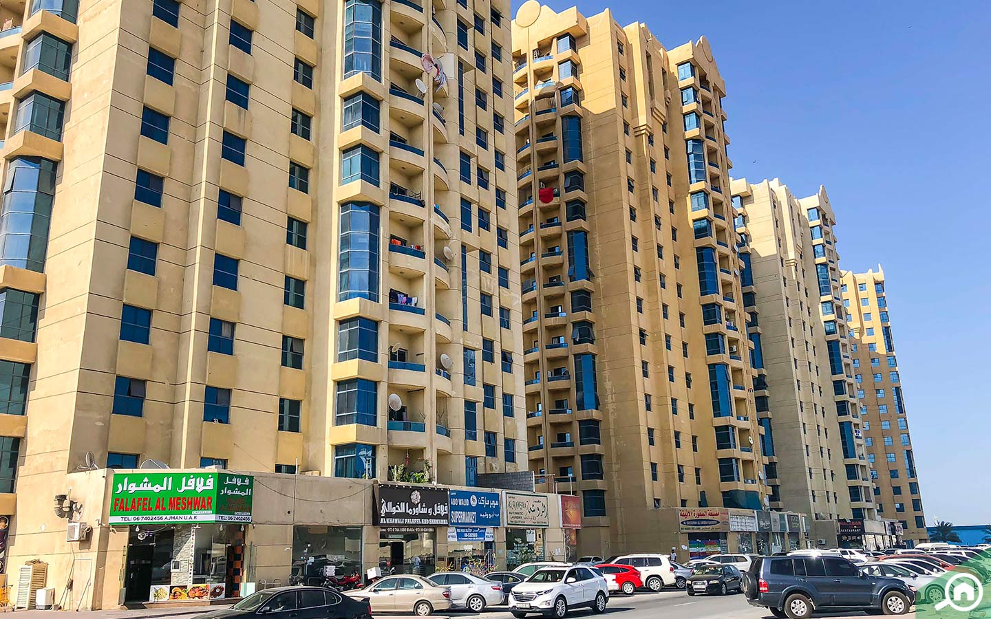 Apartments in Al Rashidiya