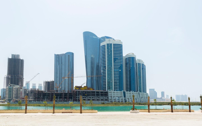Construction, Al Reem Island, Abu Dhabi, UAE, Renting in Al Reem Island