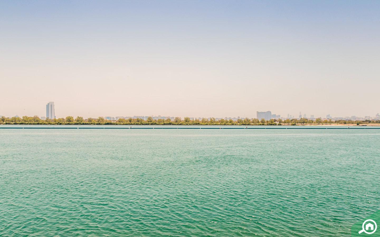Waterfront Views of Al Reem Island