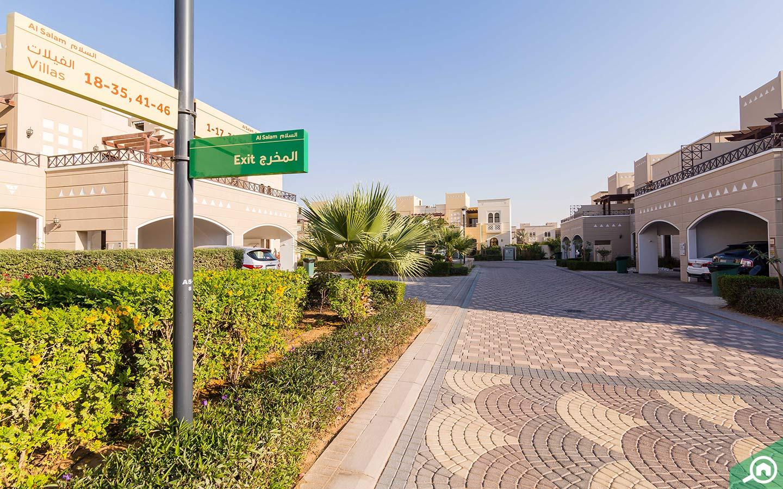 Al Salam Villas Mudon -Rent trends in Mudon
