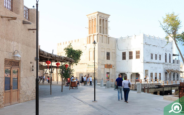 Al Seef District