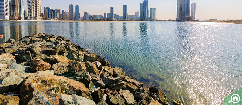 Al Khalid Lake view