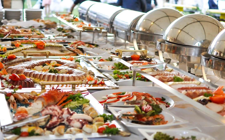 Buffet restaurants in Al Qusais