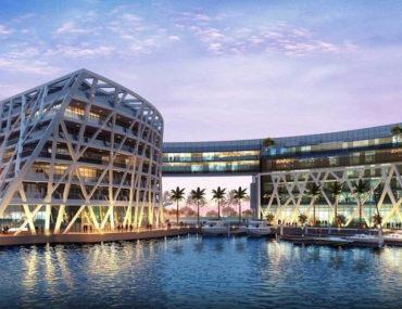 EDITION Abu Dhabi external facade