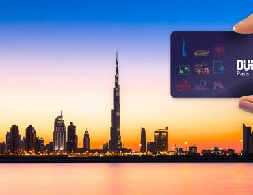 Dubai Pass and Dubai Skyline