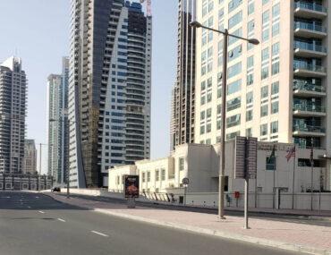 Dubai Marina area