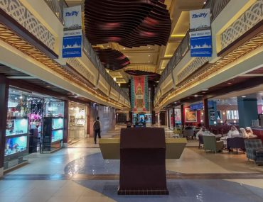 Shops in Al Hamra Mall