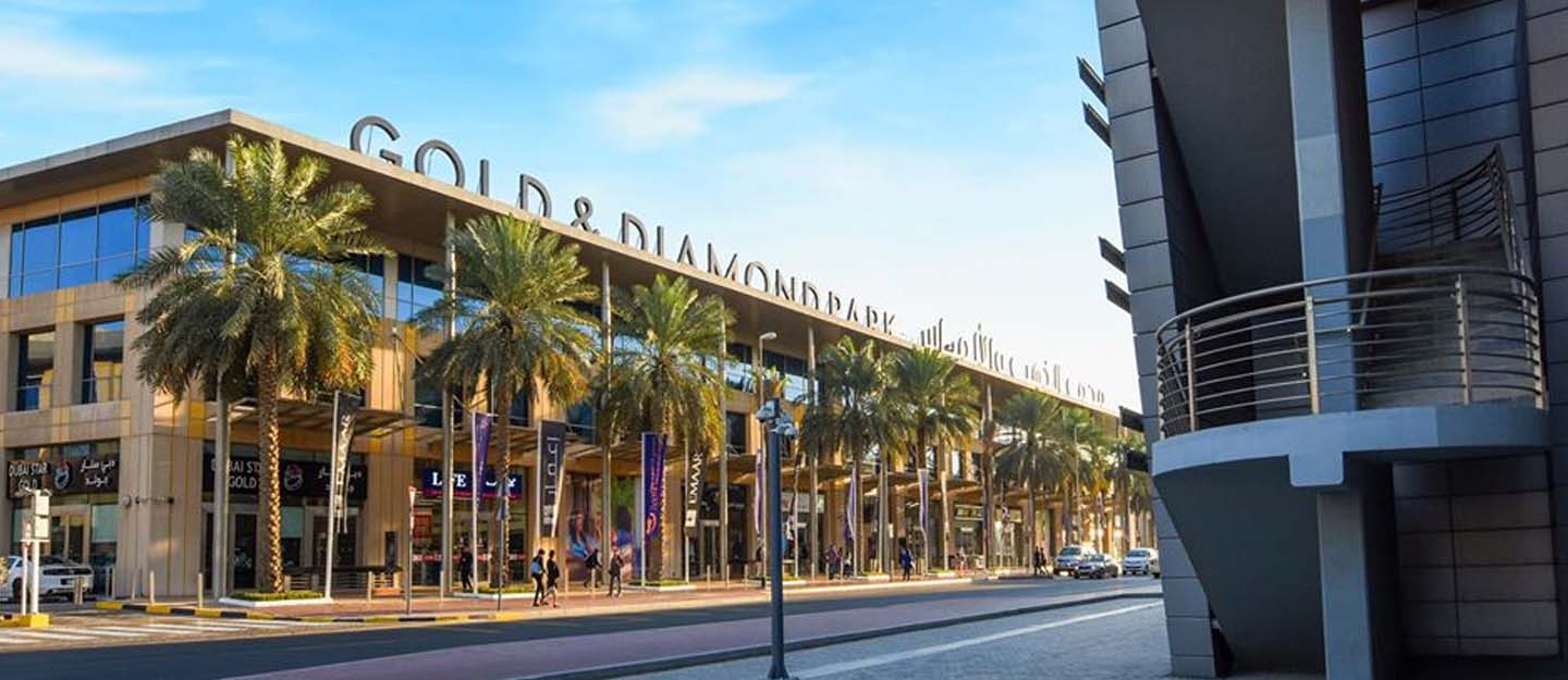 Gold and Diamond Park - Where to buy gold in Dubai | The Vacation Builder