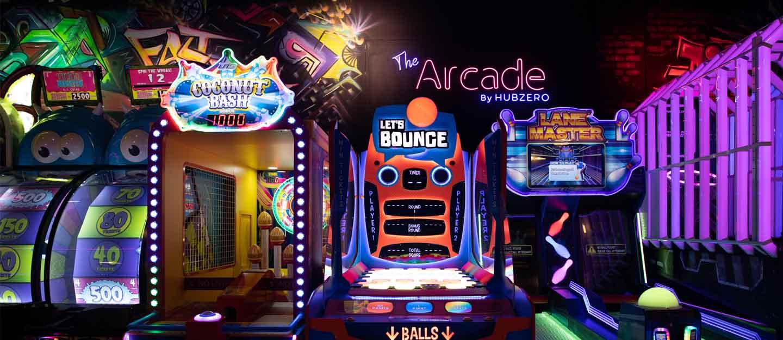The Arcade by Hub Zero