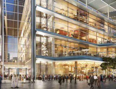 The Arts Club Dubai exterior