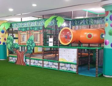 Kids HQ Dubai soft play area