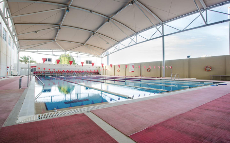 Campus of American School Of Dubai Al Barsha