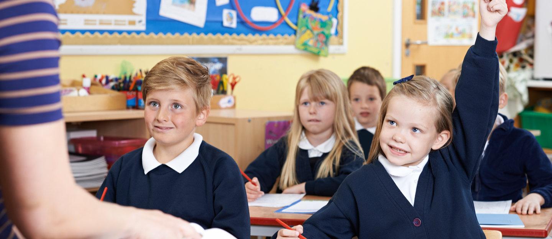 Students at American Schools in Dubai
