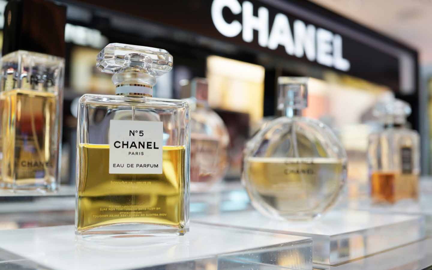 Chanel No. 5 is a popular brand of luxury perfume