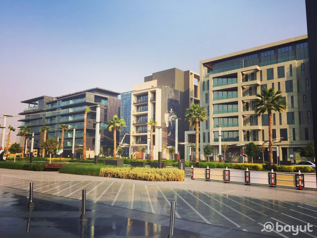 Apartments at Lifestyle Destination City Walk Recommended by Bayut.com