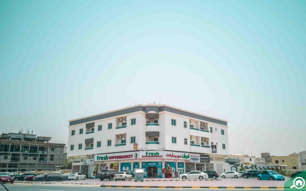 Apartments in Al Rawda