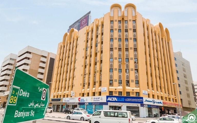 Apartments in Deira