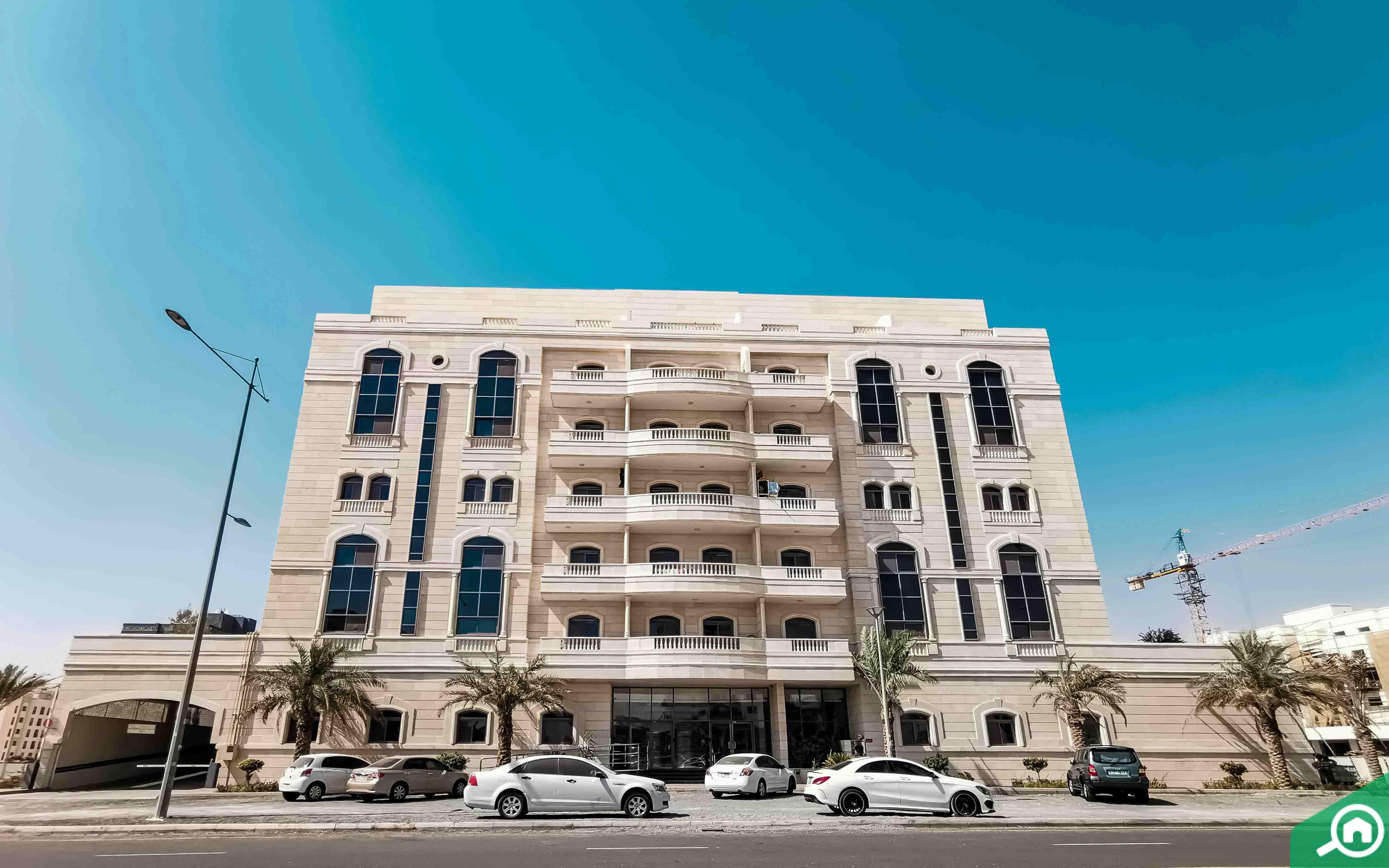 Apartments in Dubai International City 13.01.2020