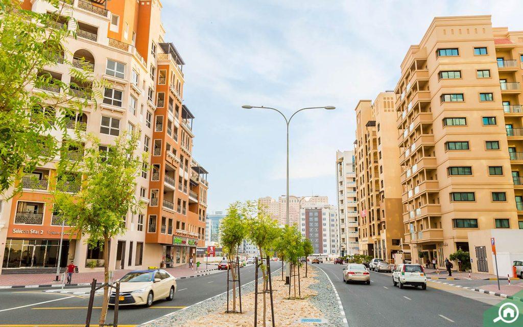 Apartments in Dubai Silicon Oasis