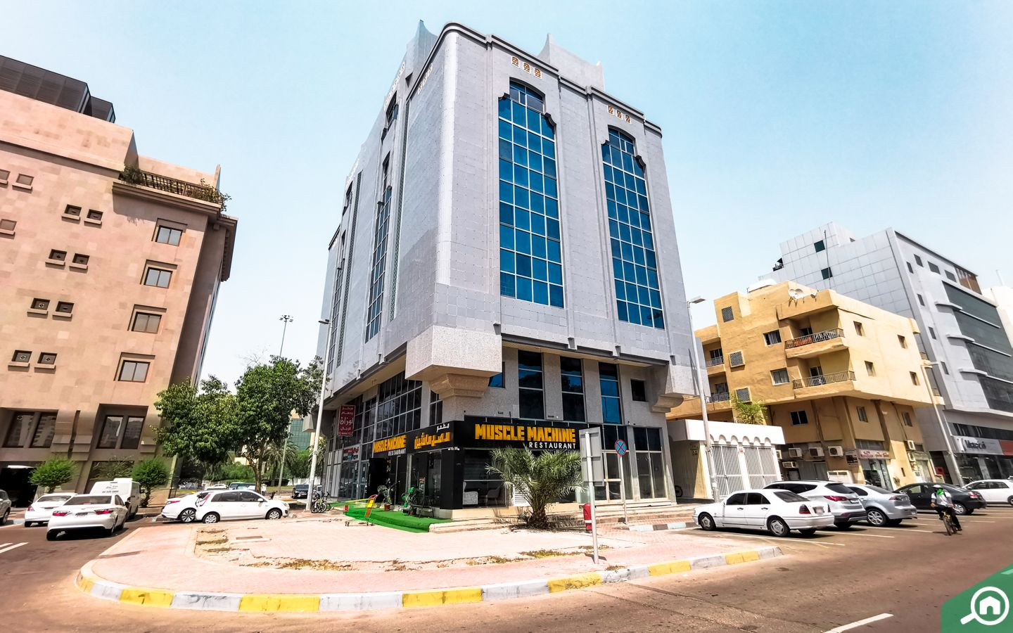 Apartments on Muroor Road
