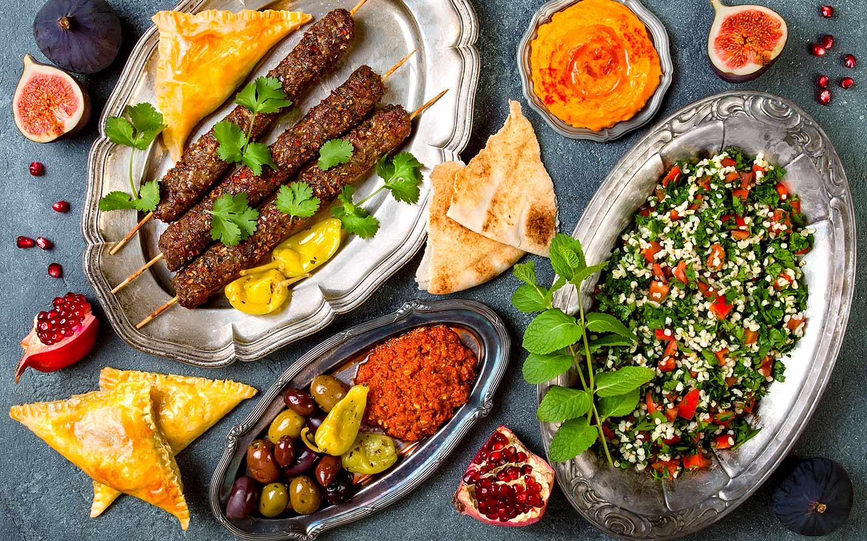 أكل عربي