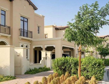 best areas in Arabian Ranches Dubai