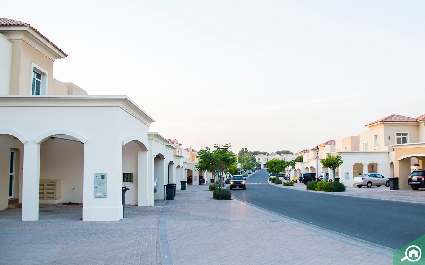 Townhouses in Arabian Ranches