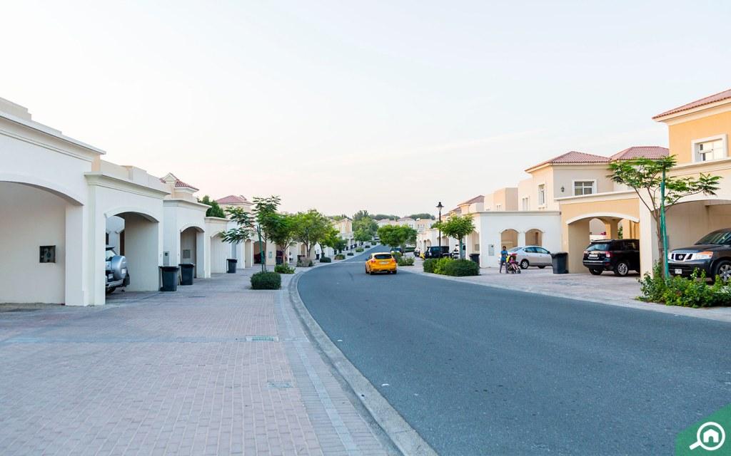 The Arabian Ranches community in Dubai