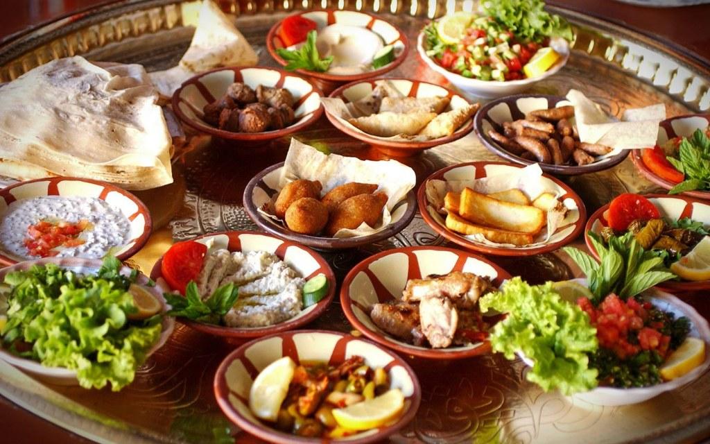 فطور عربي