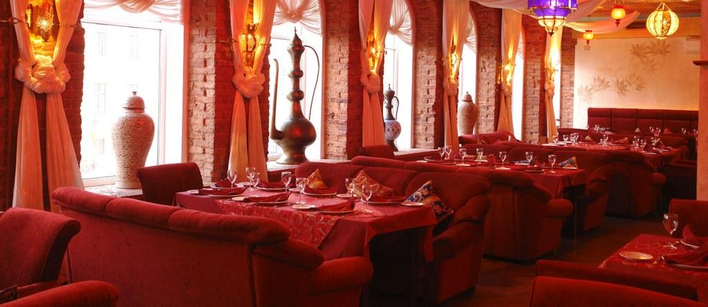 مطاعم عربية في دبي