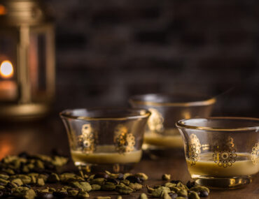 فناجين قهوة عربية