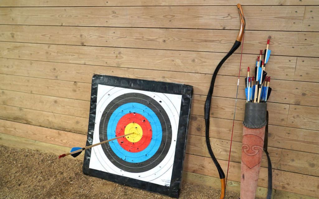 Archery club, Dubai