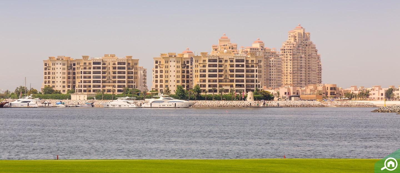 Al Hamra Village, top area for rental apartments in RAK