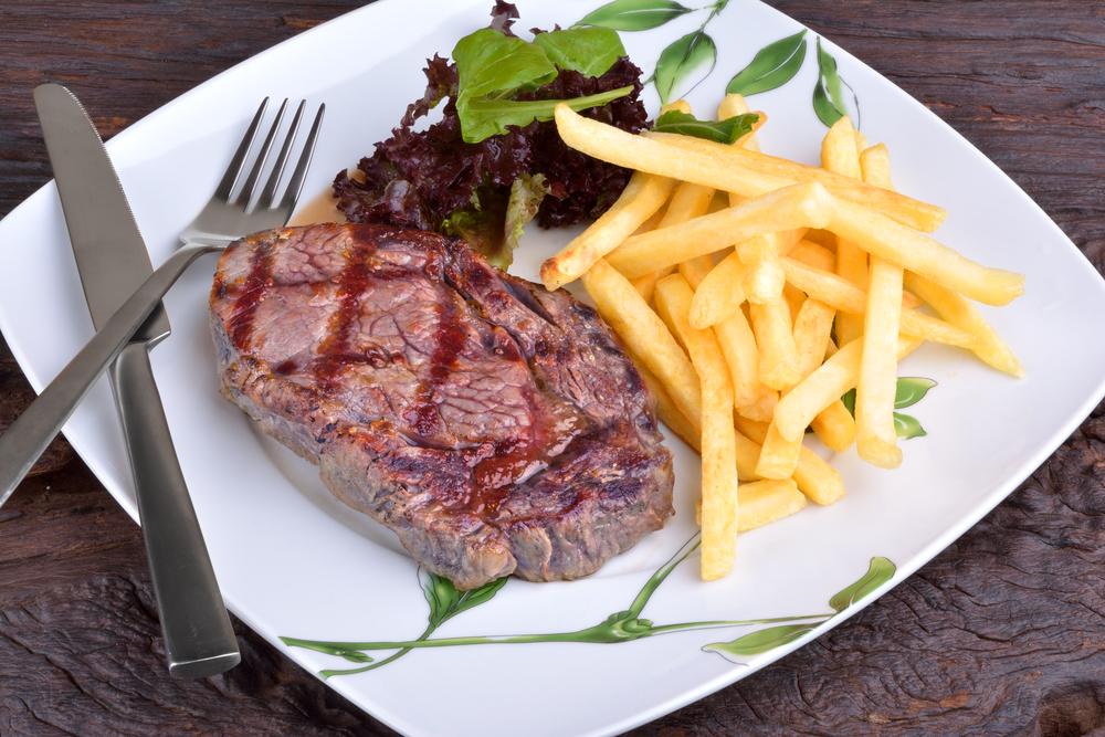 Argentinian style Chizoro steak
