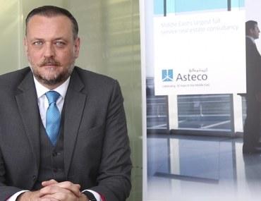 John Stevens, Managing Director of Asteco