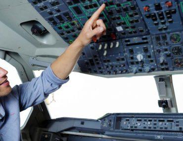 تدريب طيران
