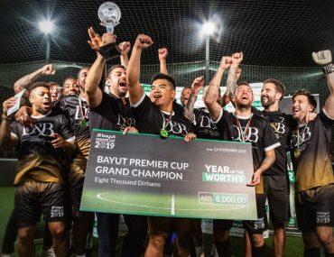 بطل بطولة بيوت لكرة القدم 2019